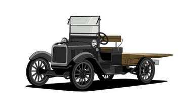 ford model t пнг