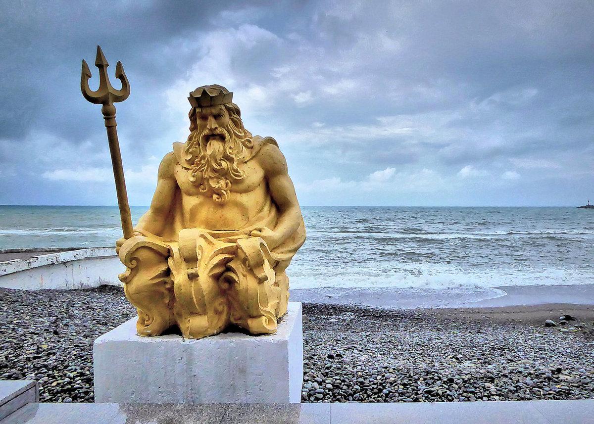 определения статуя нептуна картинки если