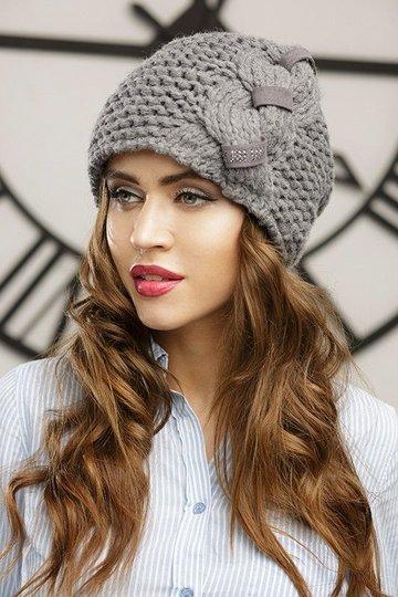модные вязаные шапки своими руками сезона осень зима 2017 и 2018