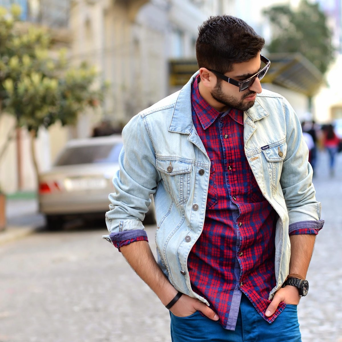 Стильная мужская одежда фото