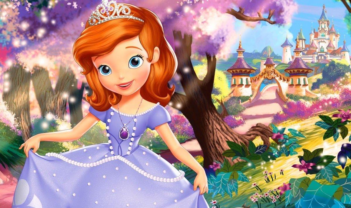 Картинка принцесса софия