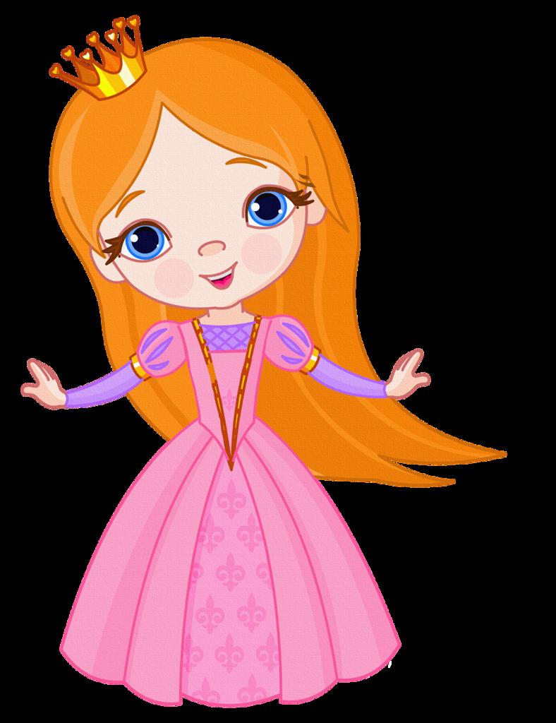 Картинки девочка принцесса для детей
