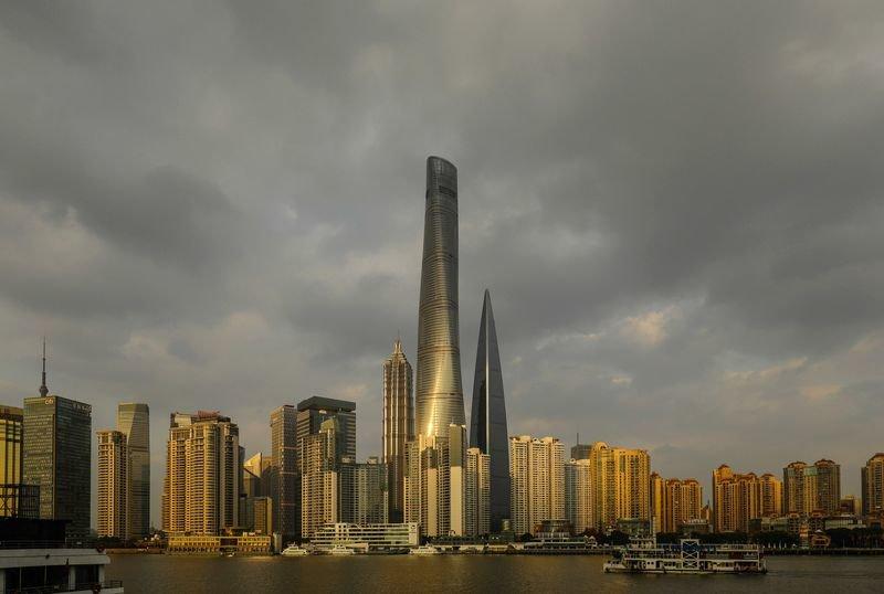 Самые высокие небоскребы мира фото