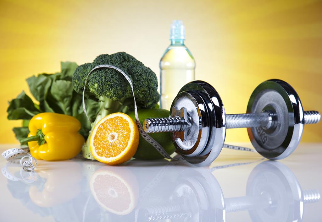 Спортивная диета правильное питание