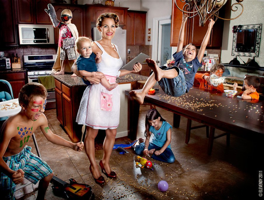 Картинки, прикольные картинки домохозяйки