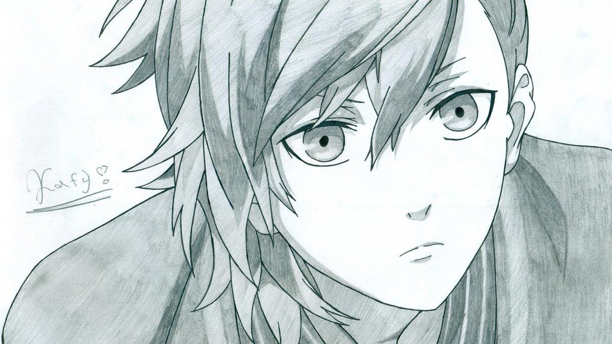 Прикольные картинки нарисованные аниме, поздравления