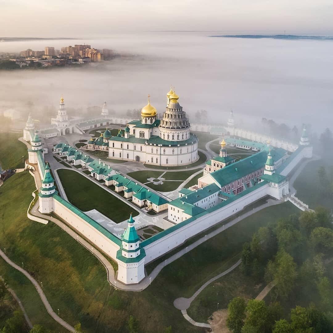 Новый иерусалим в москве фото