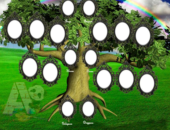дерево жизни вставить фото находящиеся под угрозой