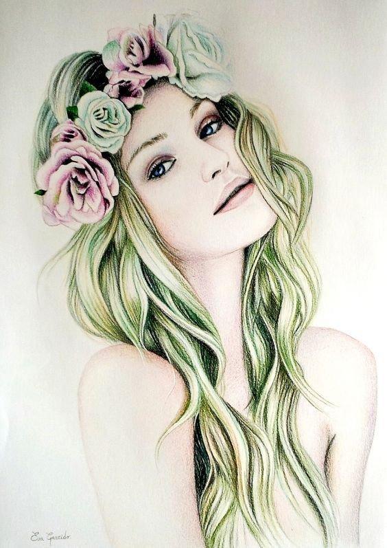 Красивые картинки девочка на аву