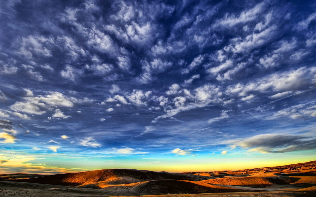 Картинки красивые небо облака, ангелов сердец