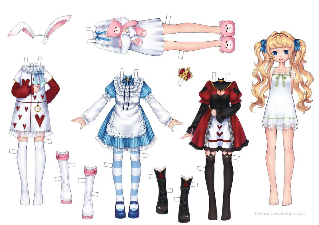 paper dolls - 1024×724