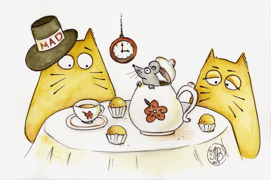 Нарисованные коты картинки приколы, год рамки открытки
