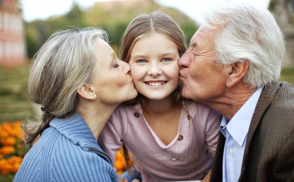 Картинки с внуками и внучками, для открытки папе