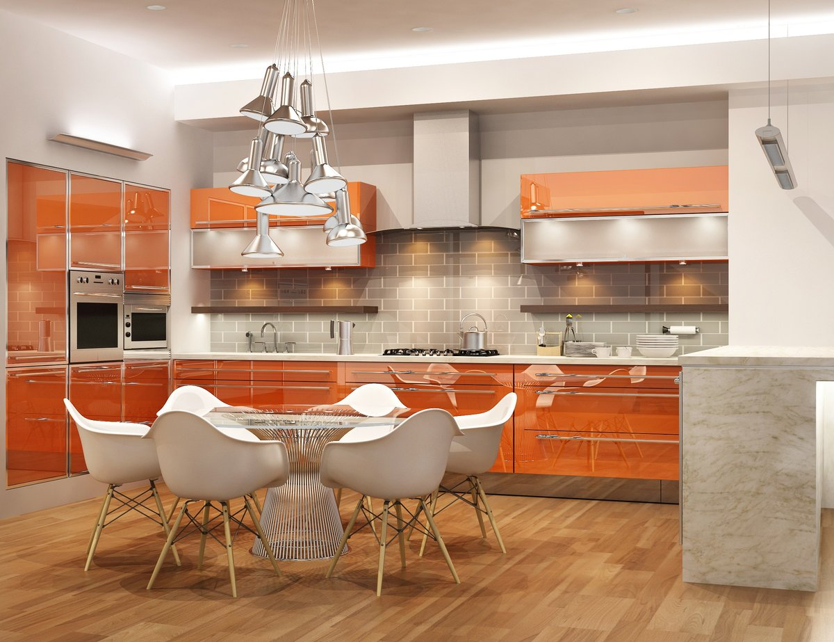 широкоформатные картинки на кухню стиле прованс