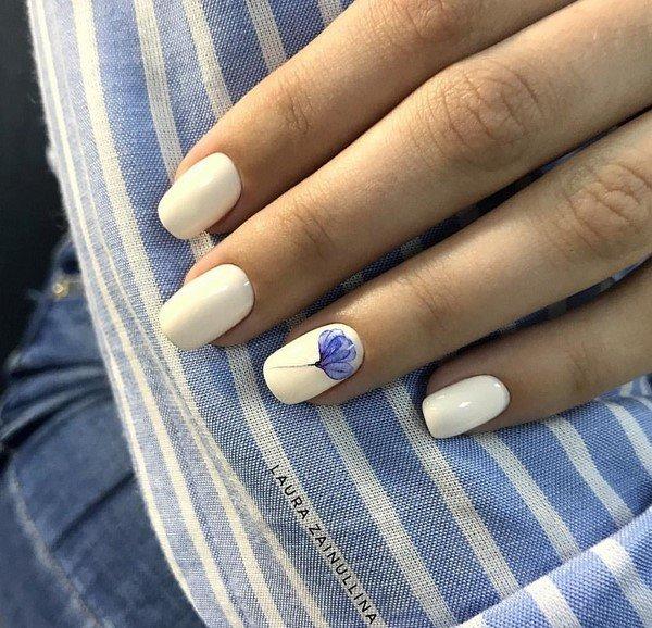 Дизайн Ногтей Модные Тенденции 2019 Осень