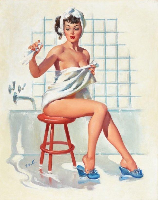 hermione-video-vintage-girl-bathroom-nude