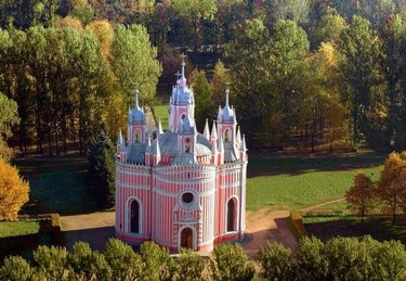 чесменская церковь в санкт петербурге