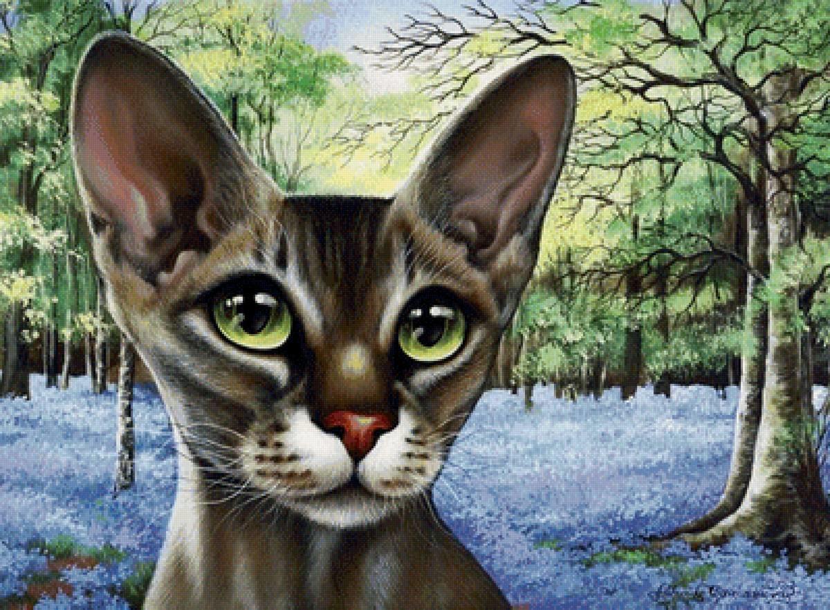 открытки с котами гармашовой исследователи