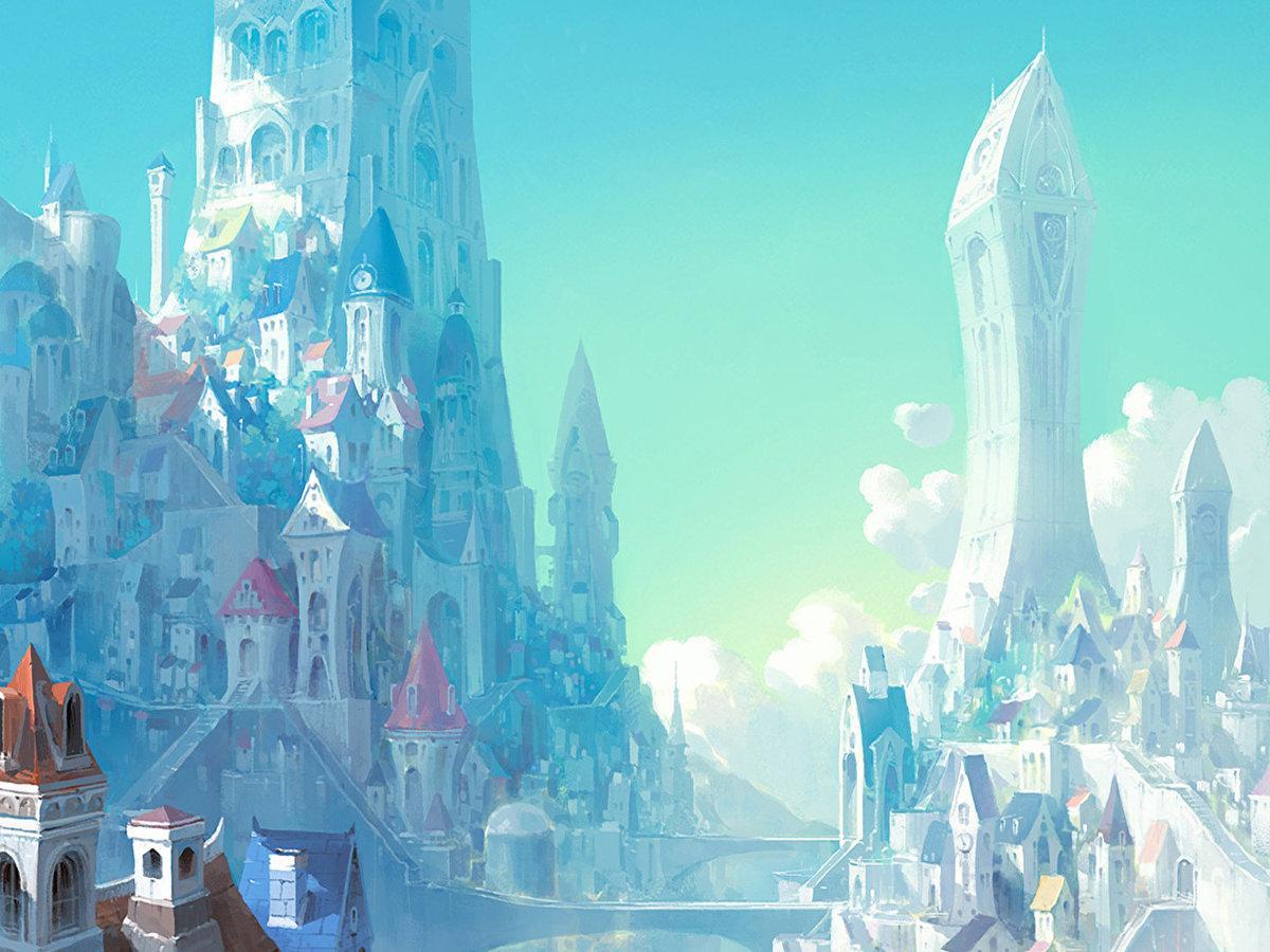 Королевство волшебства картинки
