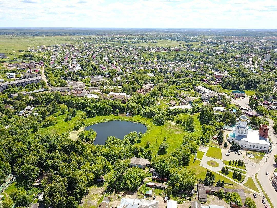 Фото города александрова владимирской области