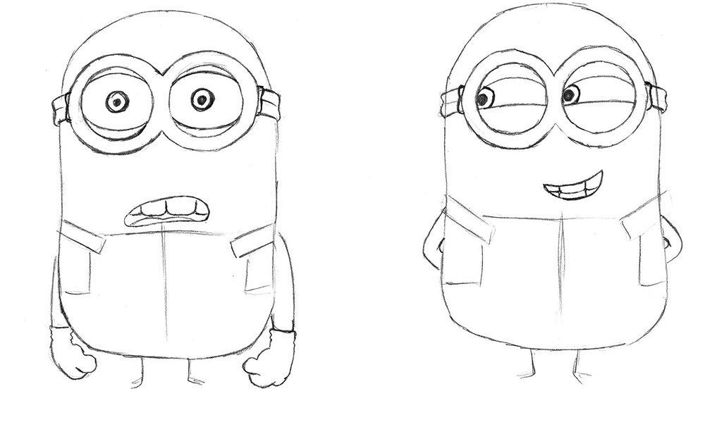 Для, прикольные рисунки для срисовки поэтапно для мальчиков