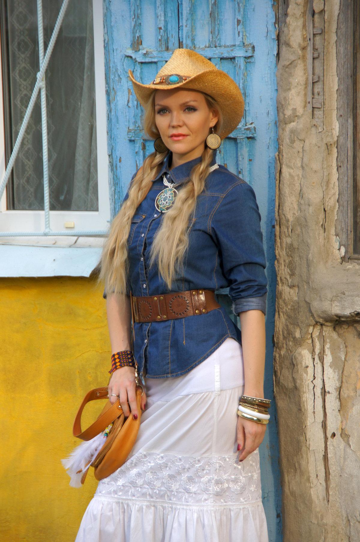 Ковбойский стиль в одежде картинки