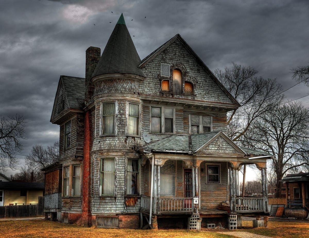 Дом старый картинки для
