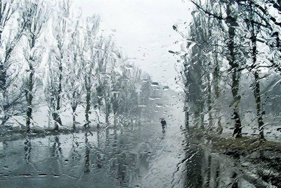 Картинки анимация дождь и снег