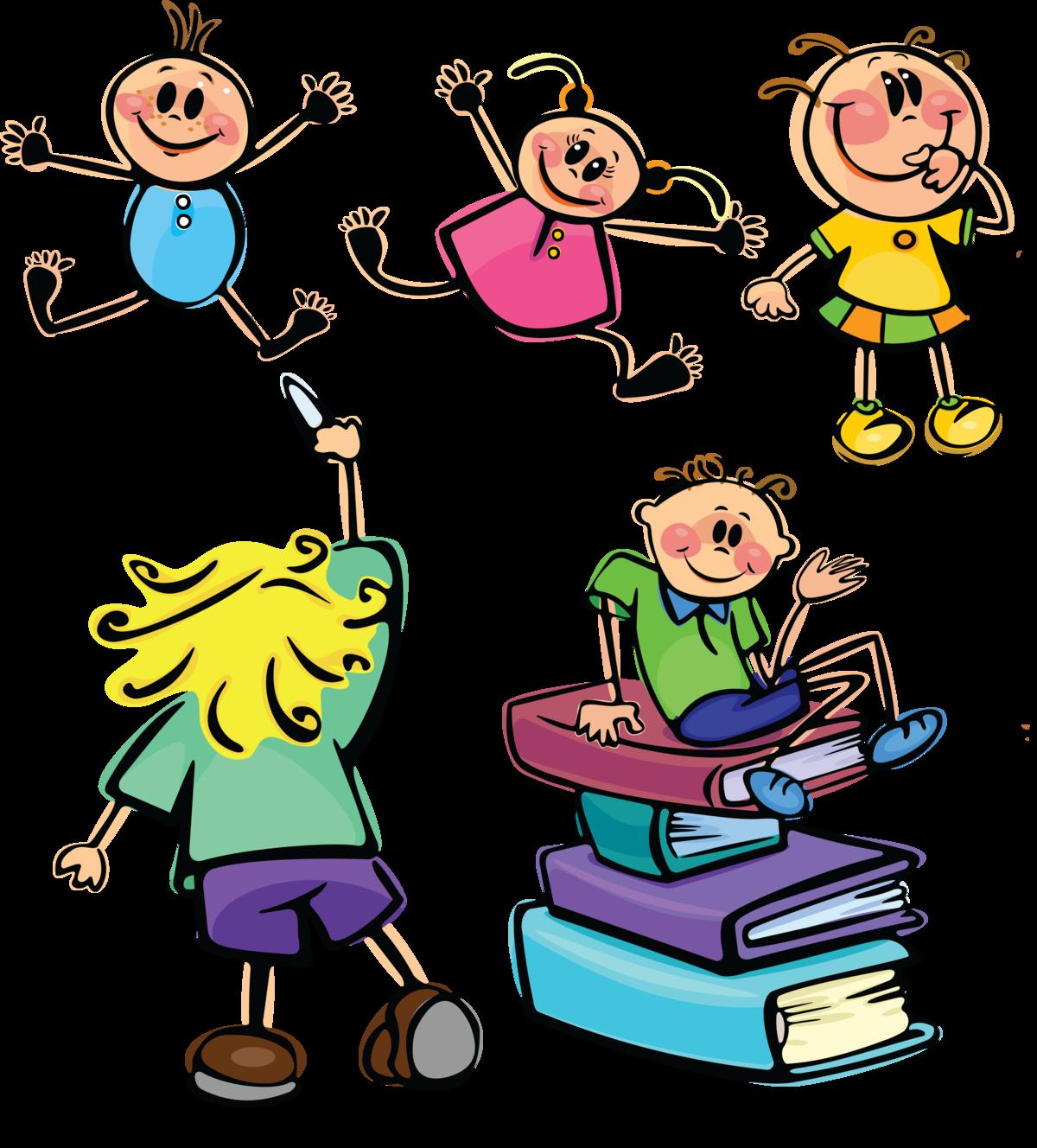 Веселые картинки детские рисунки