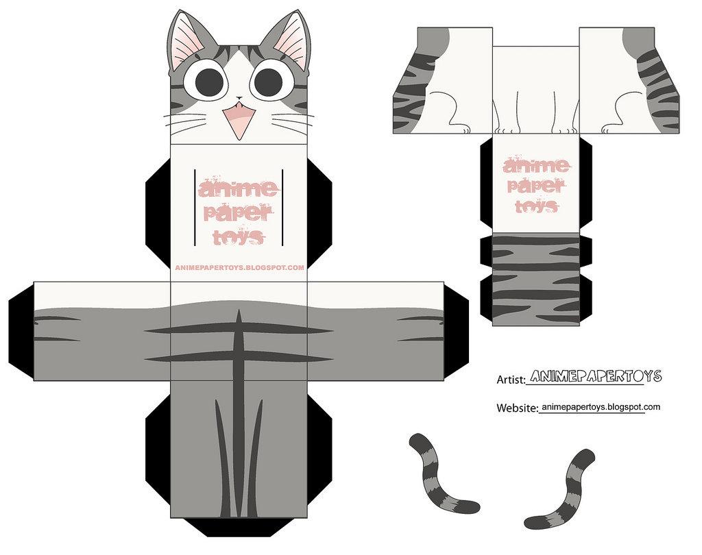 Объемные картинки из бумаги схемы распечатать