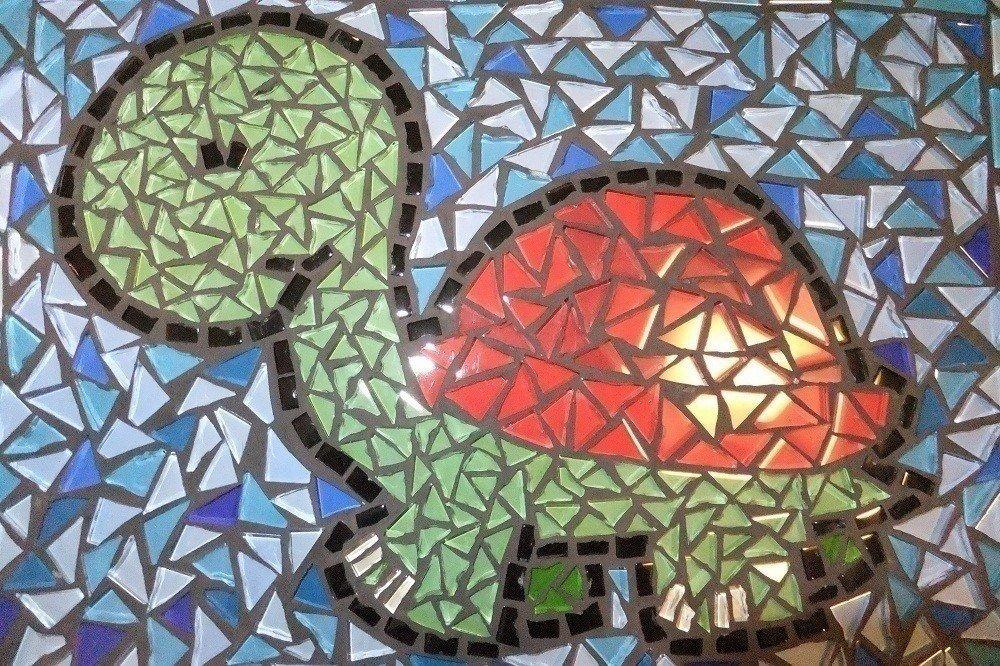 картинки мозаика рисовать еще объяснить