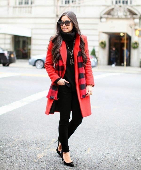Самые стильные осенние пальто фото самый