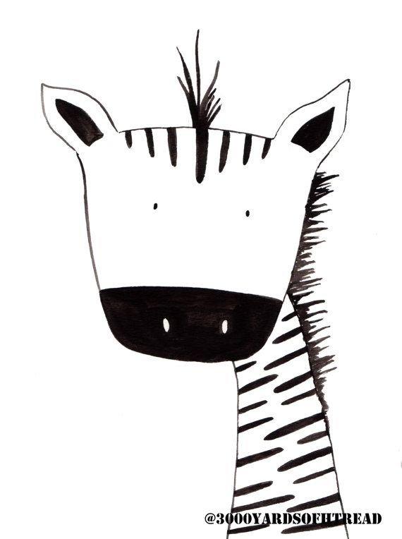Прикольные картинки для срисовки черно белые коронка