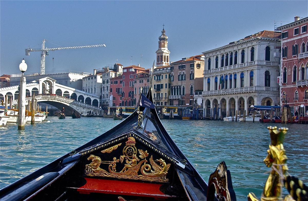Венеция фотогалерея достопримечательности
