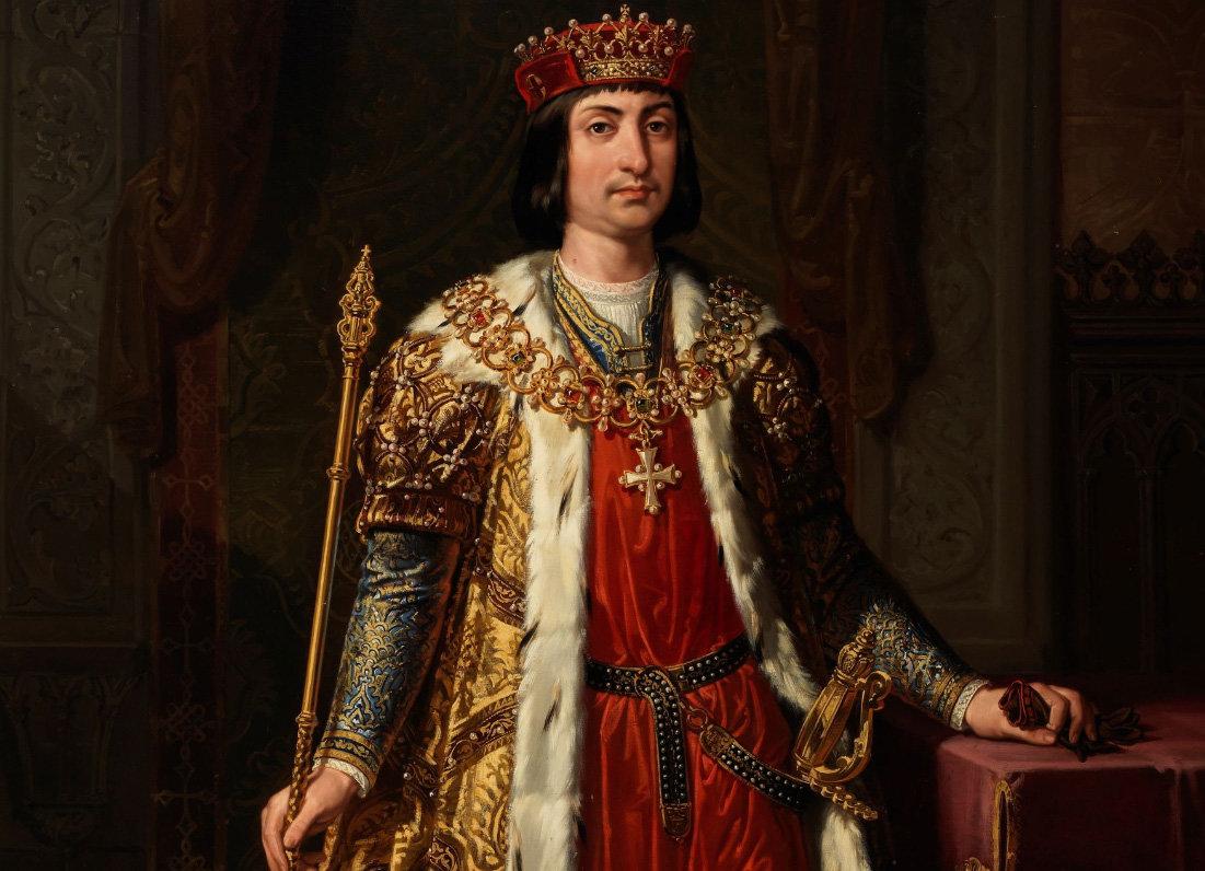 только портреты королей картинки всегда человека есть