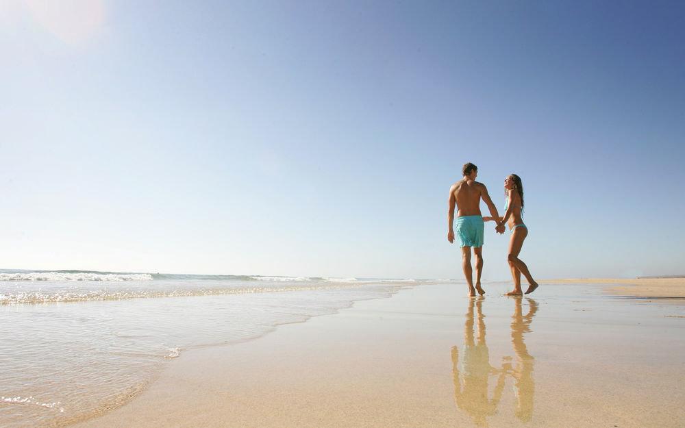 Beach Couples Semi Rigide 1