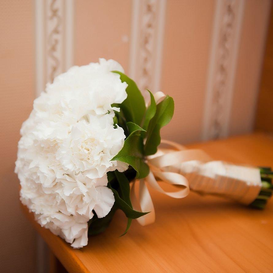 Зеленых цветов, букет невесты харцызск