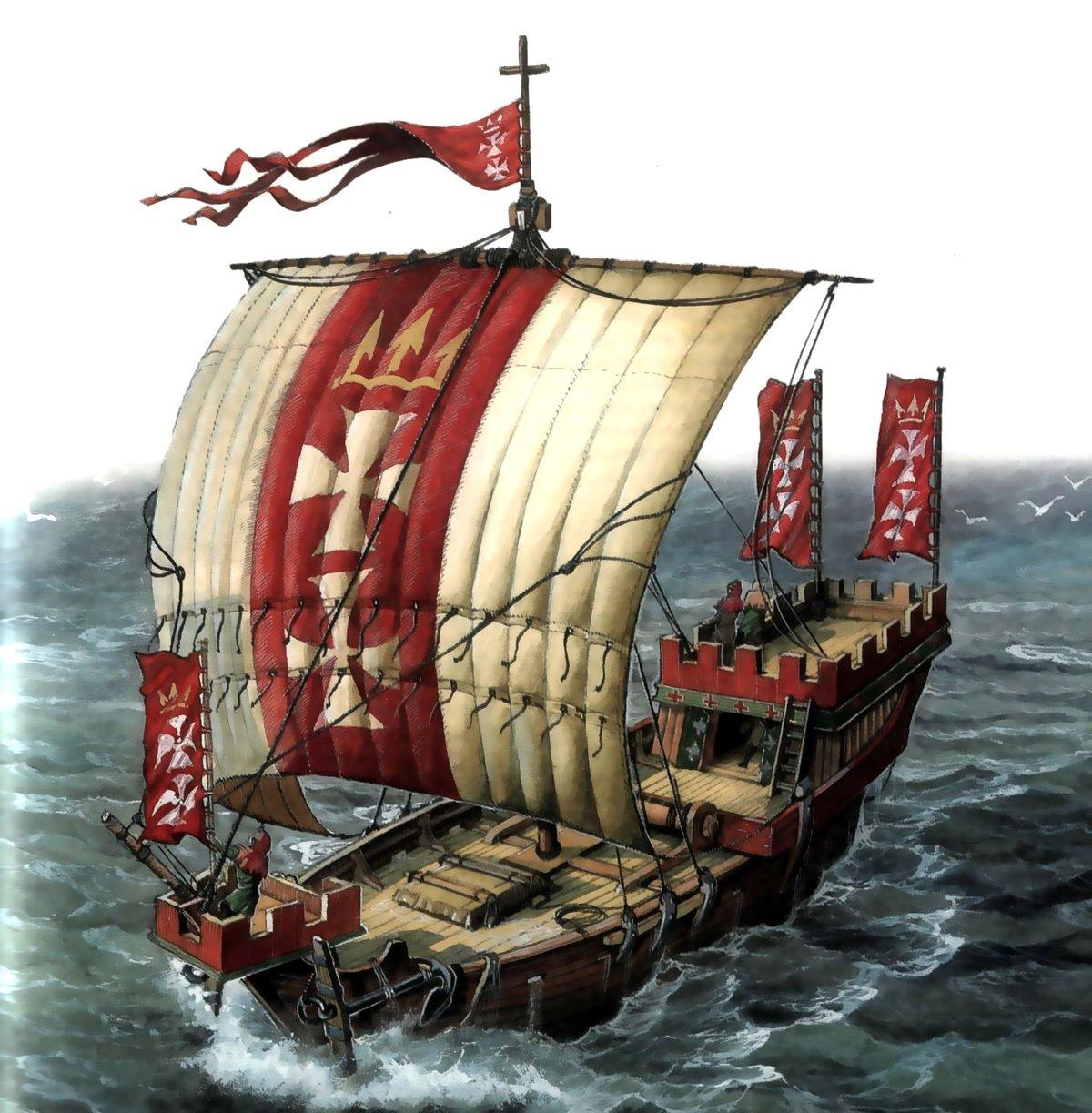 характеристика детальное корабли средневековья в картинках если