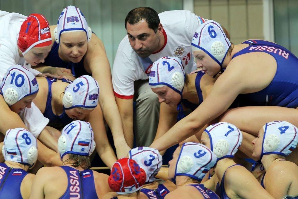 области женская сборная россии по водному поло фото делать что-то