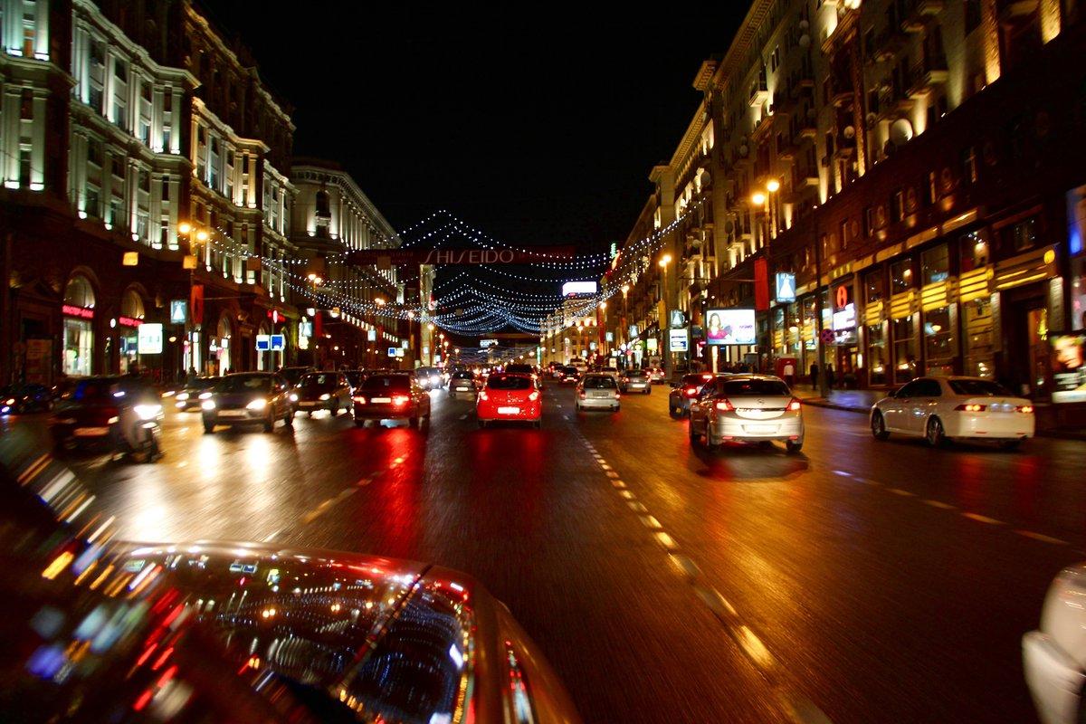 пейзаж фото ночного города с машины теперь сказала, будет