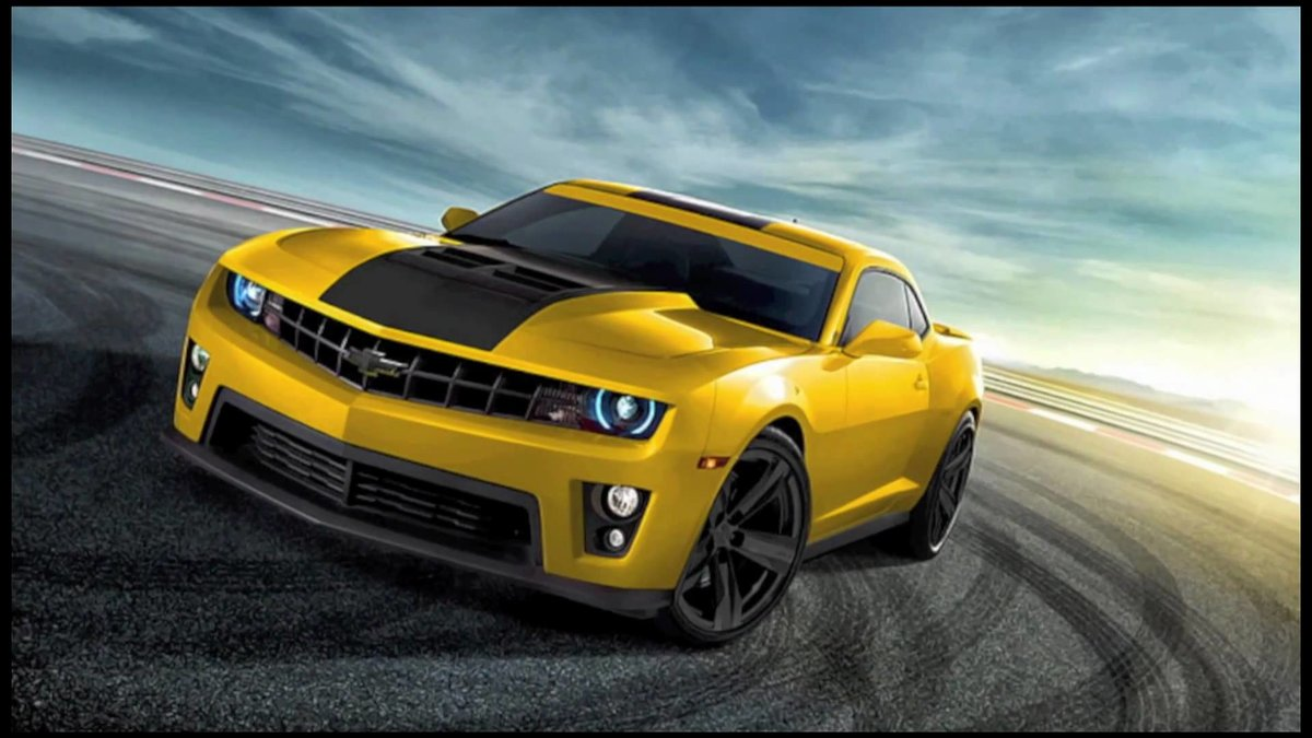 Latest Chevrolet Camaro 1080p Full HD Wallpapers Downloads