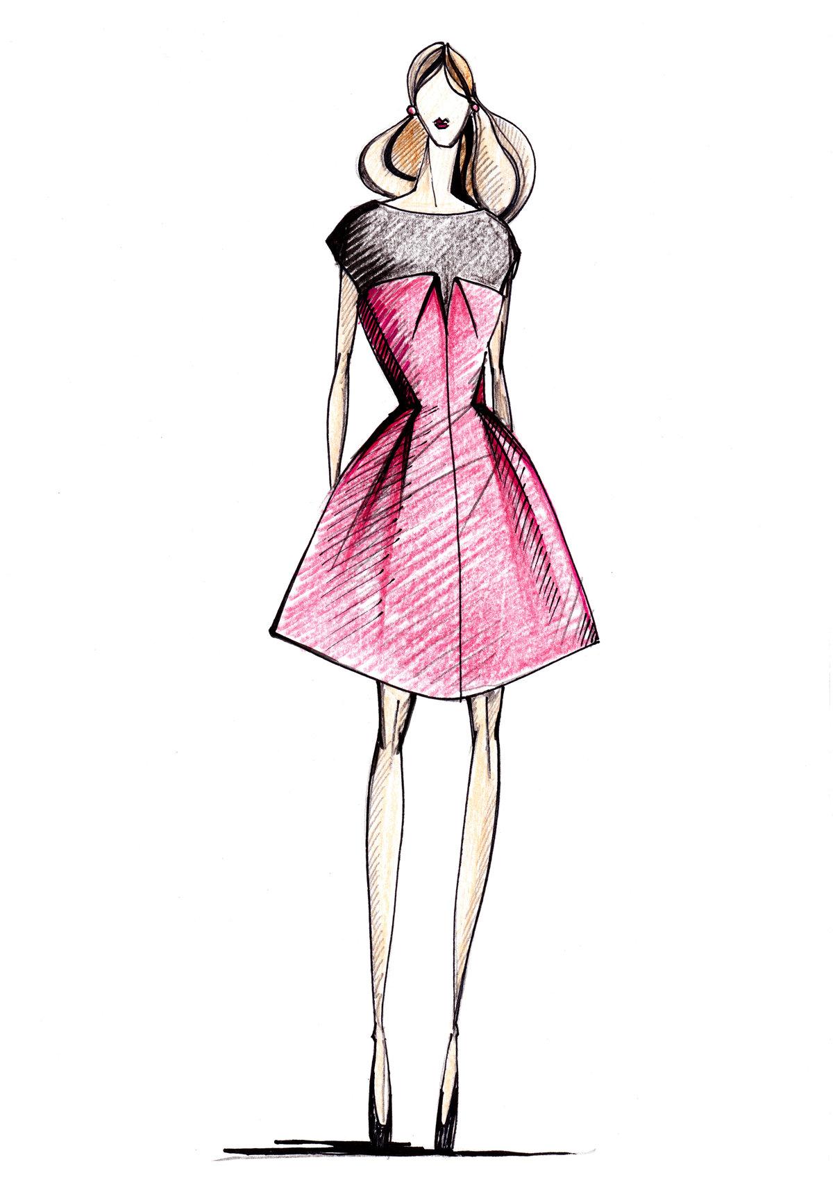 Рисунки карандашом платья для начинающих дизайнеров мужские