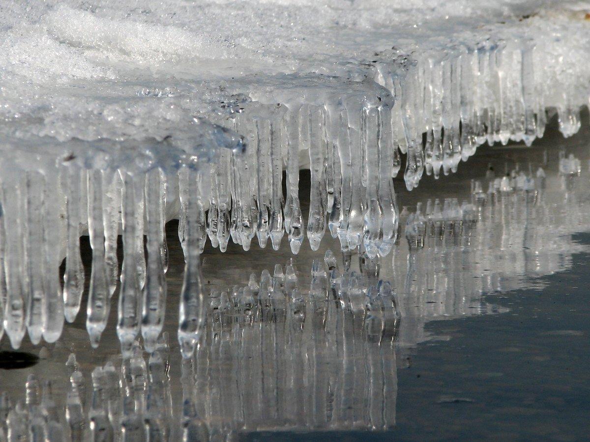 Картинки лед сосулька