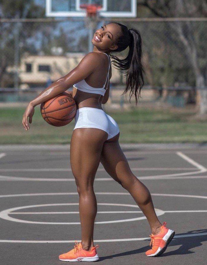 Ugly girls ebony girls basketball pictures