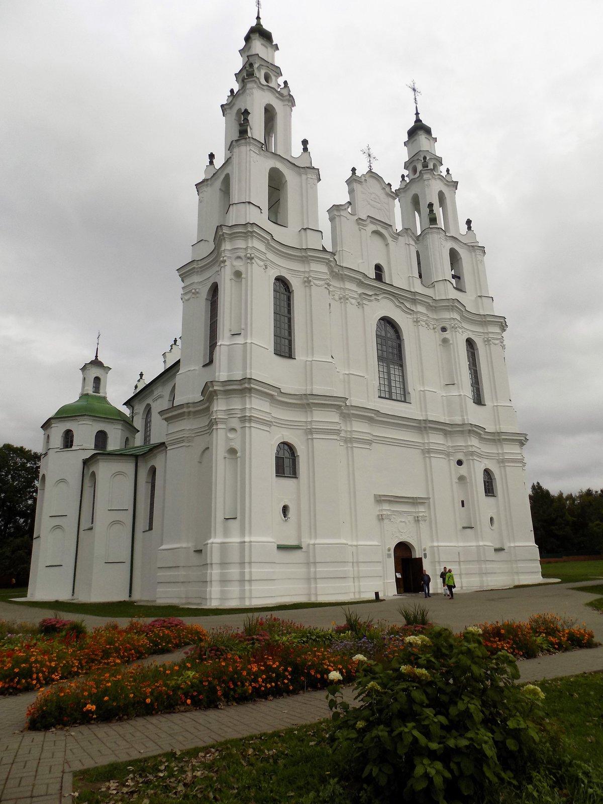 задали картинка софийский собор полоцк вставки красного