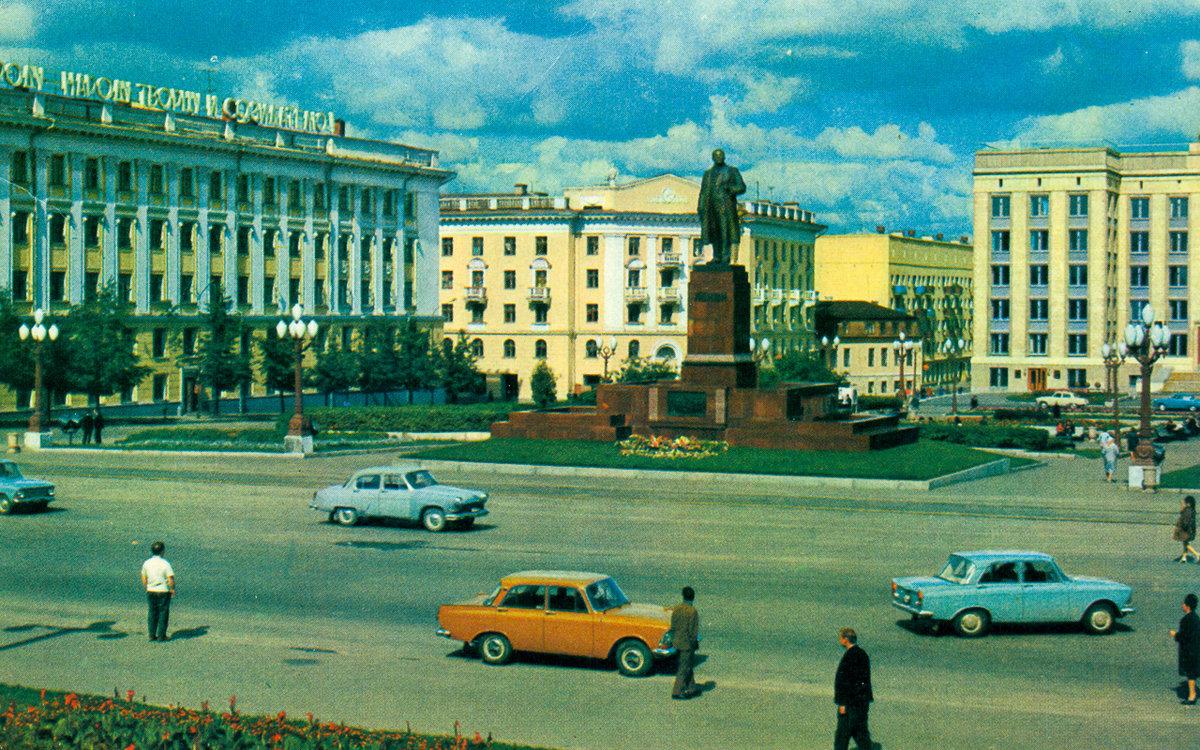 Фото казани советских времен