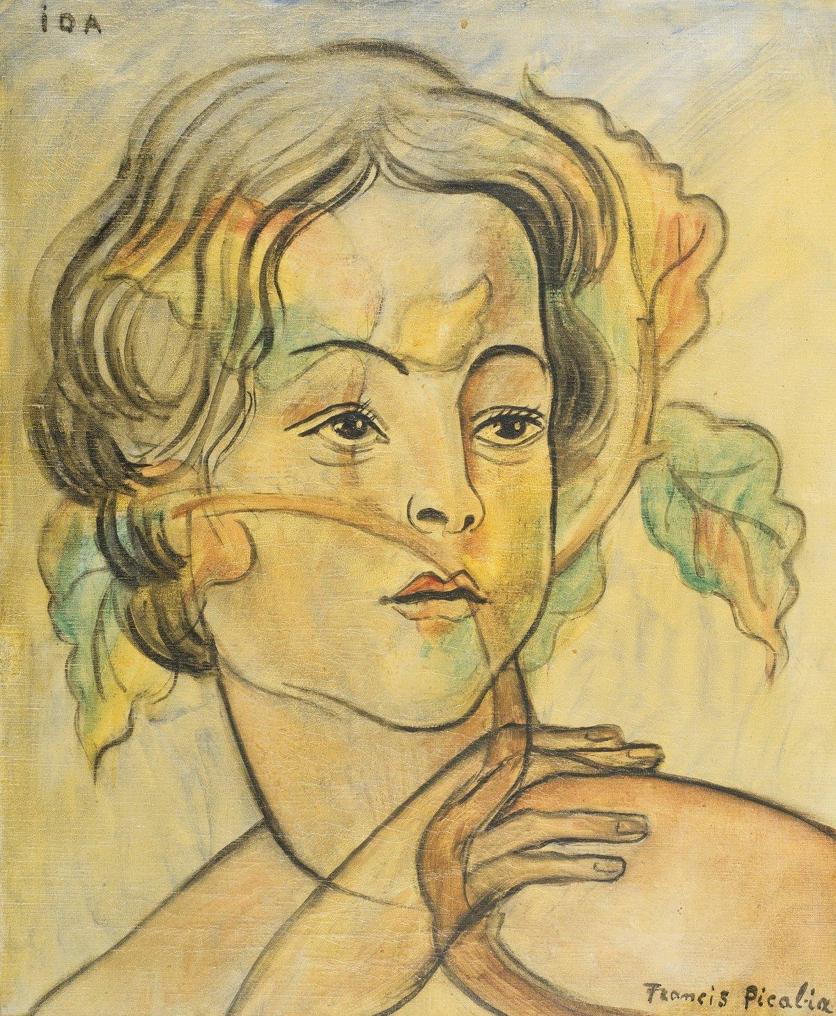 Франсис Пикабия. Авангардист в искусстве и по жизни, сторонившийся классики, но в последствие сам ставший классикой – Франсис Пикабиа – темпераментный испано-французский художник из Парижа