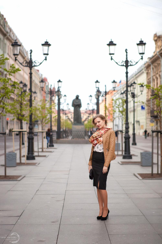 фотосессия по городу санкт петербург это тип