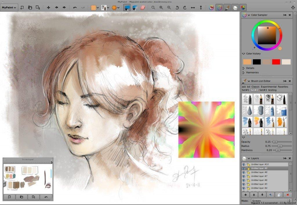 Программа чтобы рисовать картинки, анимации картинки картинки