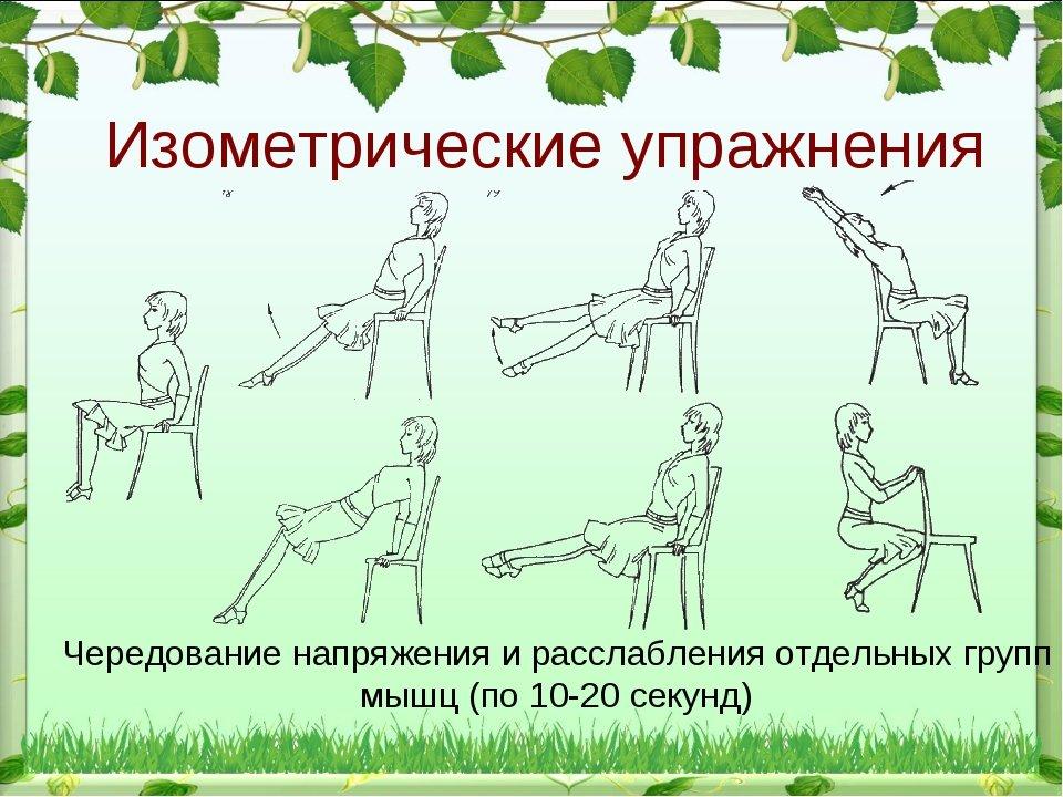 изометрическая гимнастика для поясницы в картинках яркие картинки